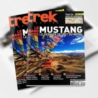 Abonnements promo magazines outdoor : Trek Magazine, Montagnes, Wider, Vertical, Grimper