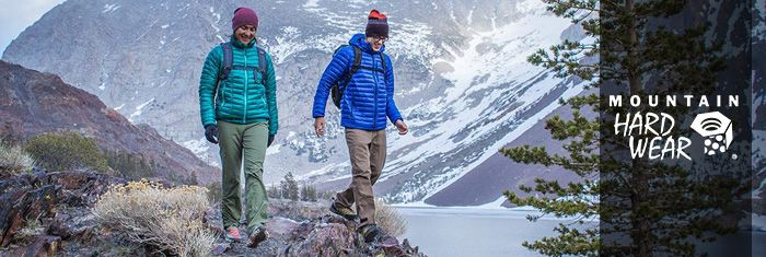 Mountain Hardwear, Arc'teryx, LACD, Globe Xplorer, Geographical Norway, Jeep, Odlo... promos outdoor