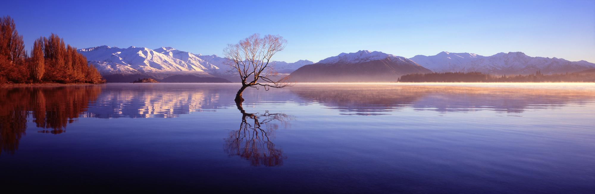 Wanaka New Zealand  city photos gallery : 3000 km à pied à la rencontre de la culture Maori