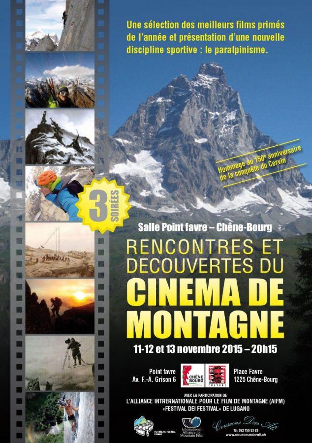 Rencontres du cinema de montagne gap