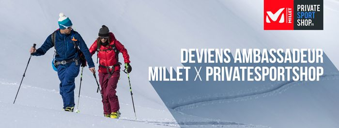 ambassadeur Millet Private Sport Shop
