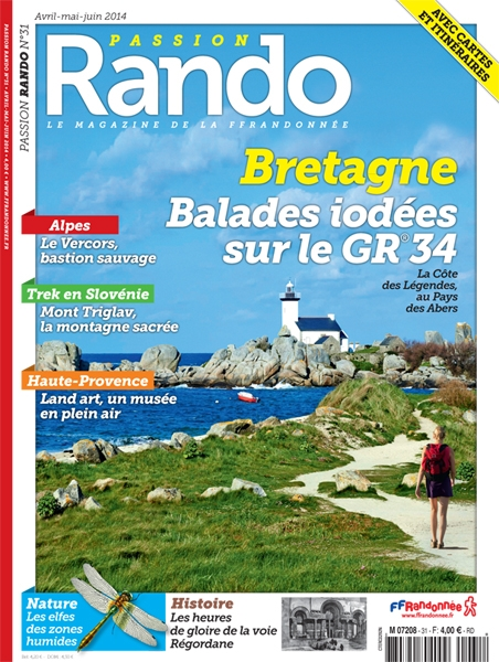 Passion Rando Magazine : maintenant disponible en kiosque