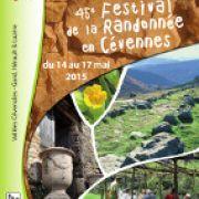 29 oct. - 1er nov : Festival de la randonnee en cevennes à St Jean du Gard