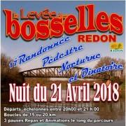 La levée des Bosselles à redon : randonnée nocturne dinatoire - nuit du 21 avril 2018