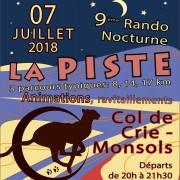 """Rando nocturne """"La Piste"""" 2"""