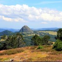 Trek dans les Monts d'Ardèche