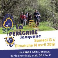 """La Pérégrine Jacquaire """"entre Creuse et Sédelle"""""""