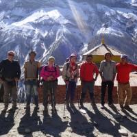Trek Tour Des Annapurna avec un guide independent au nepal