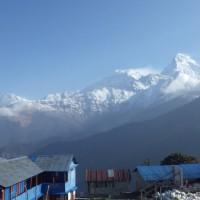 Balcon des Annapurna Trek + Chitwan National Park