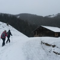 Rando raquettes en Haute Savoie