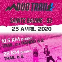 DUO TRAIL® SAINTE BAUME | MAZAUGUES