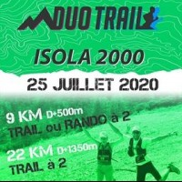 DUO TRAIL® MERCANTOUR | ISOLA 2000