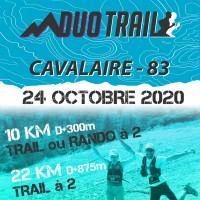 DUO TRAIL® COTE D'AZUR | CAVALAIRE-SUR-MER