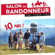 Salon du randonneur à Lyon, les 18, 19 et 20 mars 2016