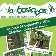 Bossapas® 2016 - samedi 24 septembre 2016 à Chaville - Hauts de seine