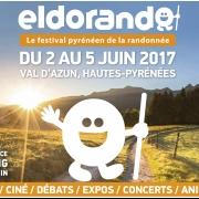 Eldorando, festival de la randonnée du 2 au 5 juin à Arrens-Marsous (65)
