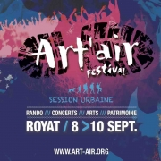 Festival Art'air 8-10 sept. 2017