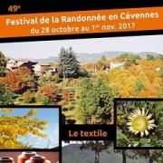 FIRA - Festival de la randonnée en Cévennes - 28 oct. / 1er nov. 2017