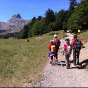 Fan de randonnées dans les Pyrénées