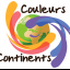 couleurs.continents