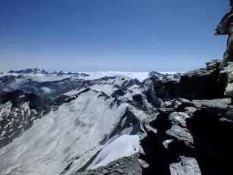 Grande sassière summit