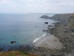 beniguet en mer d'iroise 15/06/18