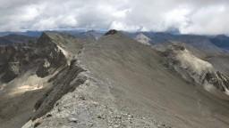 Depuis le Mont Pelat