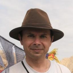 DSC_3623 Piotr à Shey gompa - Copie