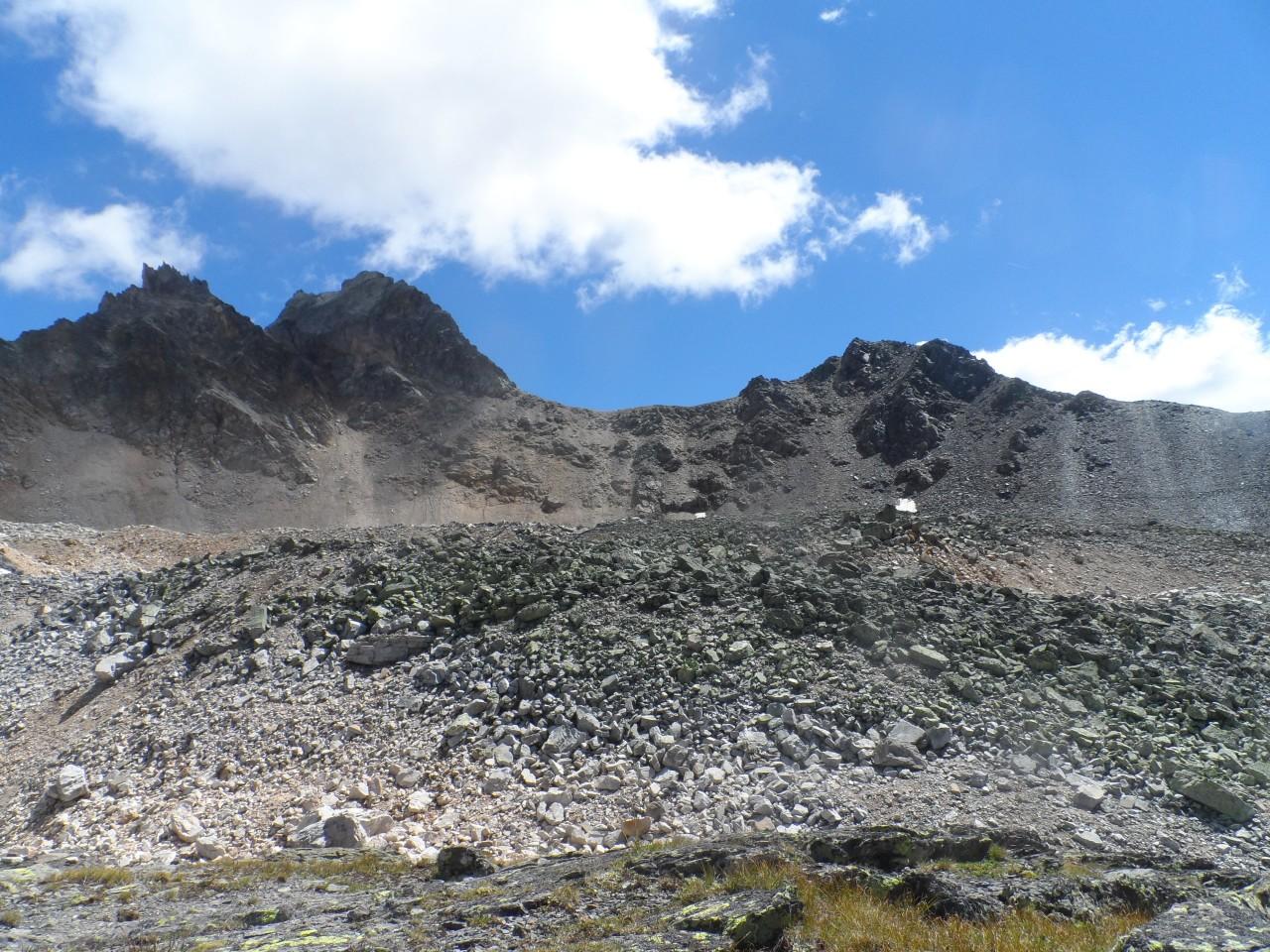 Sans nom 9/02/19 - Pic du Thabor (à gauche) et Mont Thabor (à droite)
