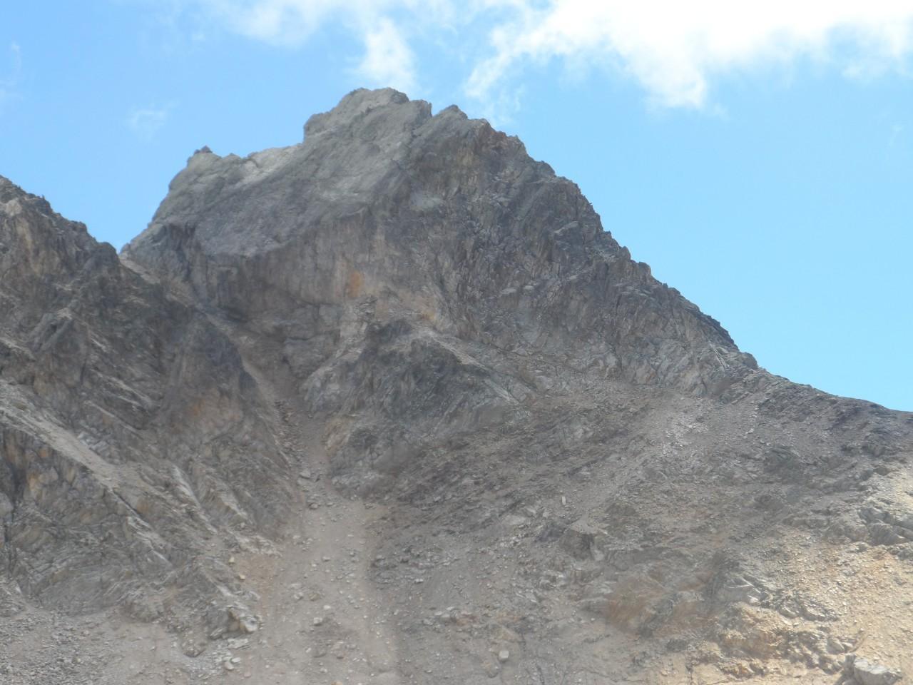 Sans nom 9/02/19 - gros plan sur le Pic du Thabor