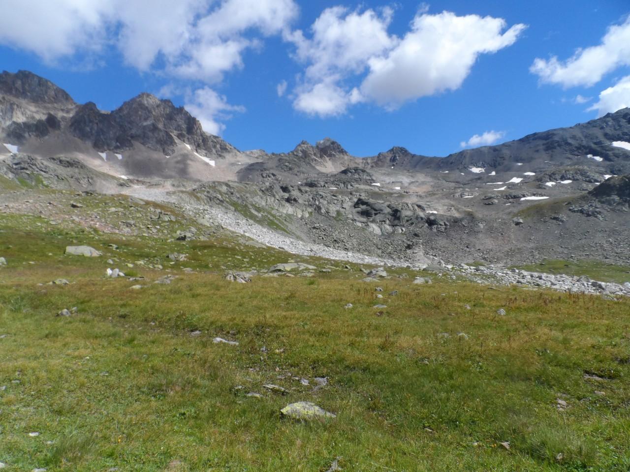 Sans nom 9/02/19 - sentier donnant une vue sur le Mont Thabor