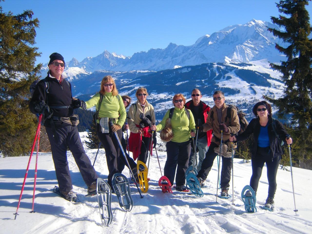 Randos d'hiver Proxirando 27/12/19 - Rando raquettes, en Pays du Mont Blanc