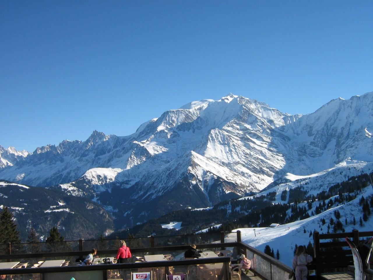Randos d'hiver Proxirando 27/12/19 - Doucy Valmorel, une terrasse avenante, pour déjeuner au soleil