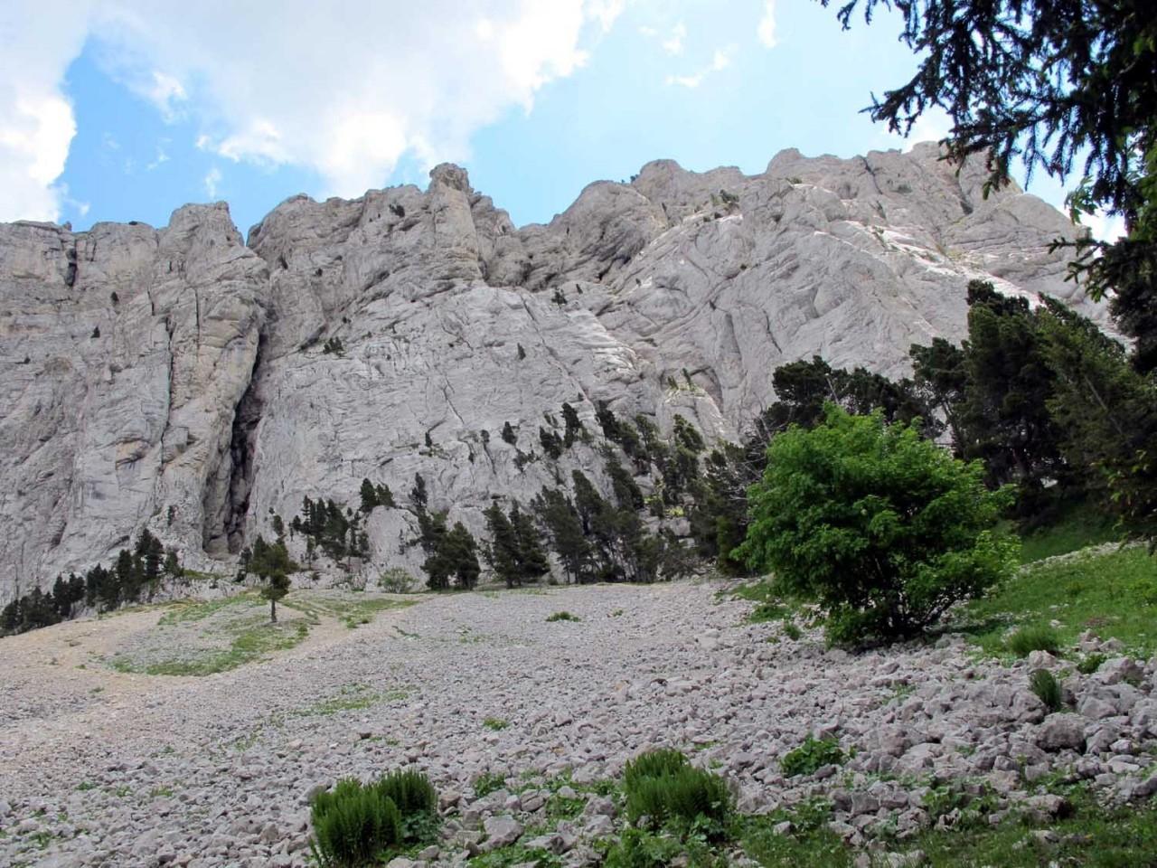 Le tour du Mont Aiguille - Vercors - 23/06/20 -