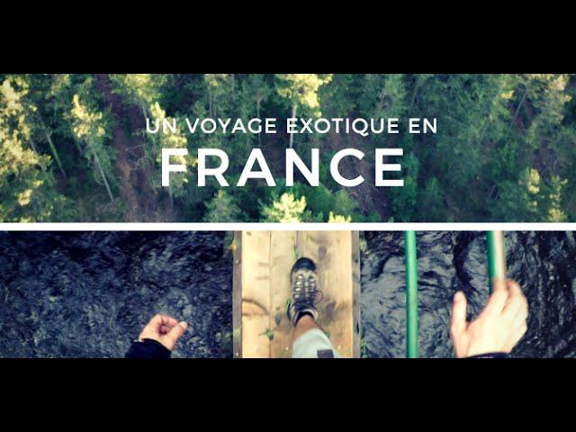 La diagonale du vide - un voyage exotique en France