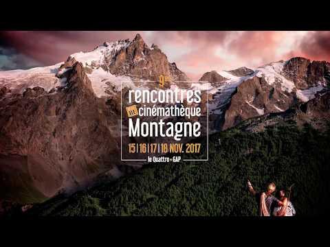Teaser des 9èmes Rencontres de la Cinémathèque de Montagne 2017