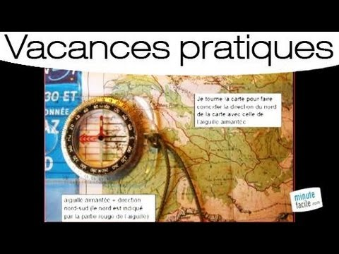 Comment orienter une carte ?