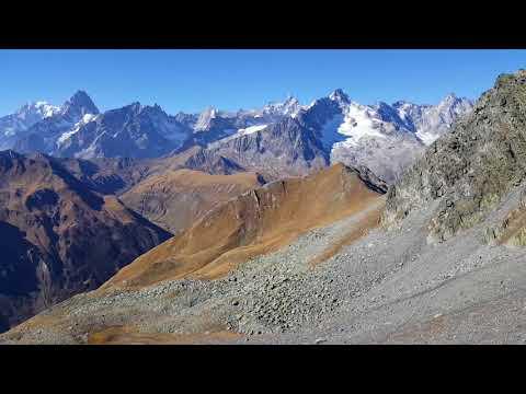 Pointe de Drone / Gd St Bernard, Alpes, rando durée 5h30, alpin