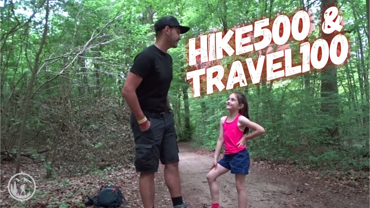 HIKE500 & TRAVEL100 : Shorts & Surprise !
