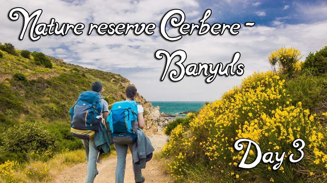 Randonnée sur la côte méditerranéenne | Jour 3 - Réserve naturelle de Cerbère-Banyuls