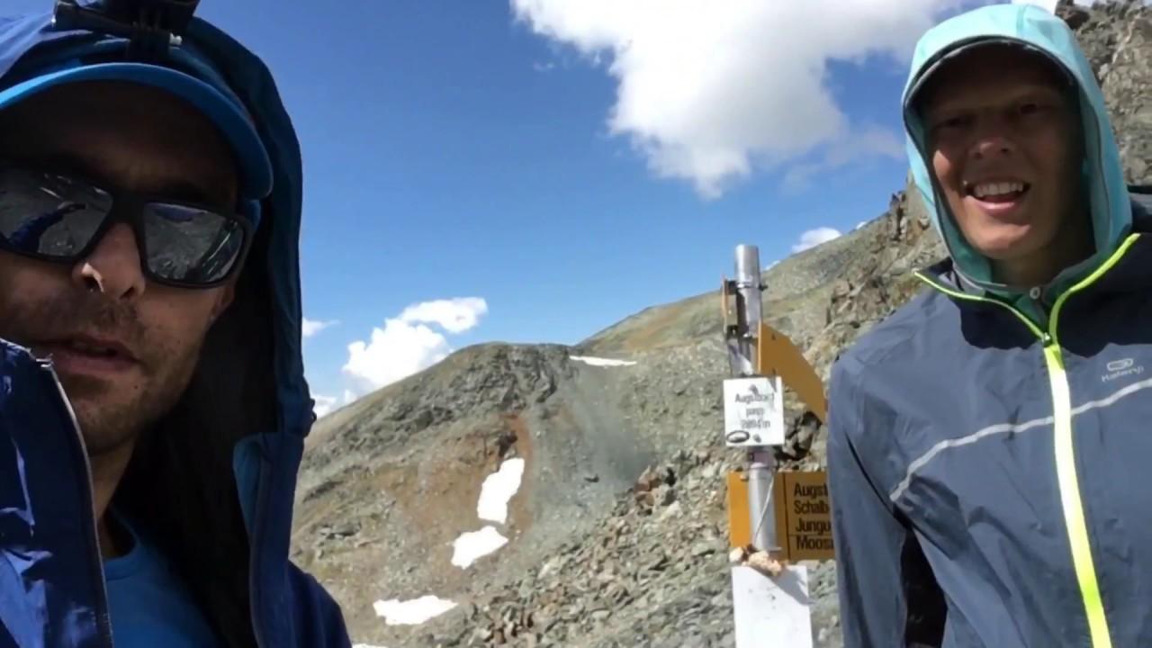 Traversée du Valais Suisse (1/2) route des alpes 6