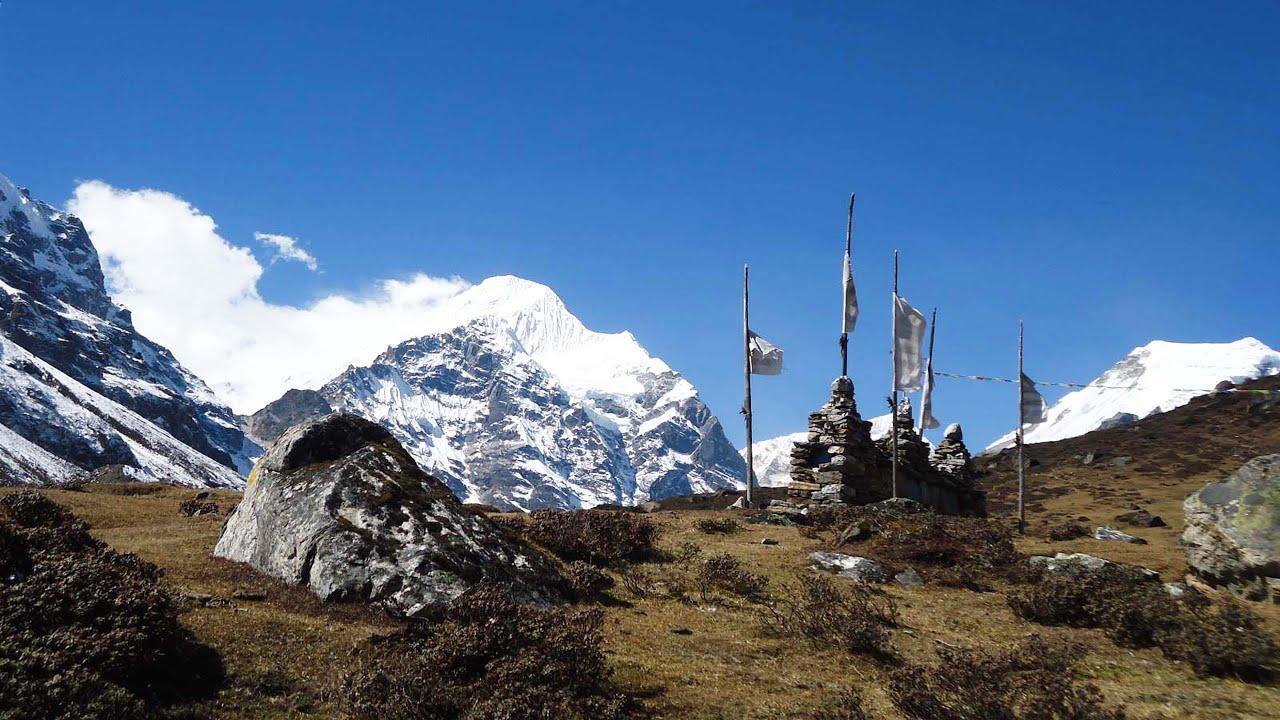 trek au Népal entre Kangchenjunga et Makalu le Limba Sumba Pass