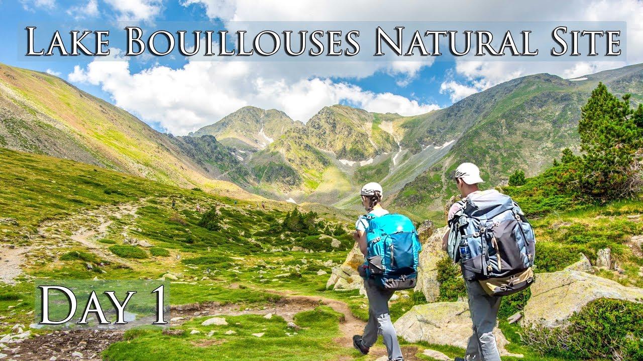 Randonnée sereine vers le site naturel du lac des Bouillouses dans les Pyrénées-Orientales