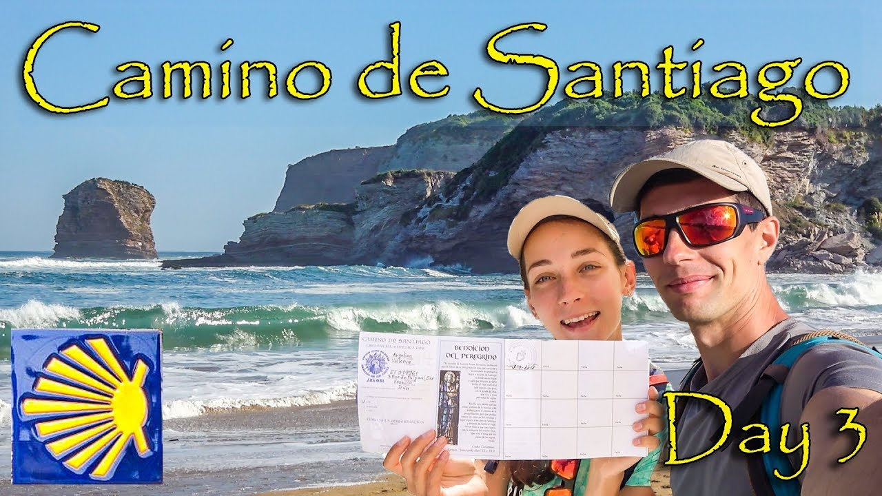 Première rencontre avec l'océan et obtention des credenciales du pèlerin à Irun | Jour 3 du Camino del Norte