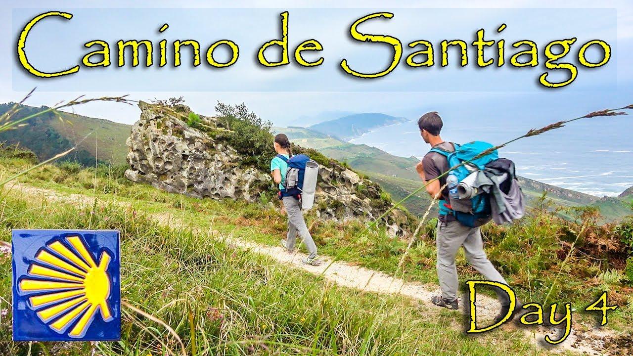 Randonnée océanique à couper le souffle | Jour 4 du Camino del Norte d'Irun à Saint-Sébastien
