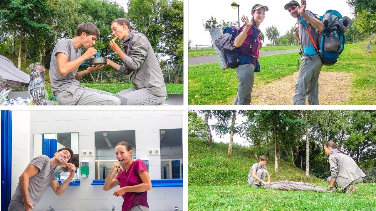 Notre routine du matin en camping et en randonnée