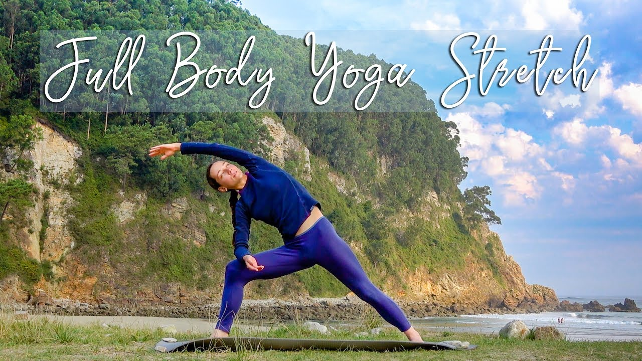 Routine d'Etirement de Yoga Complet après une randonnée
