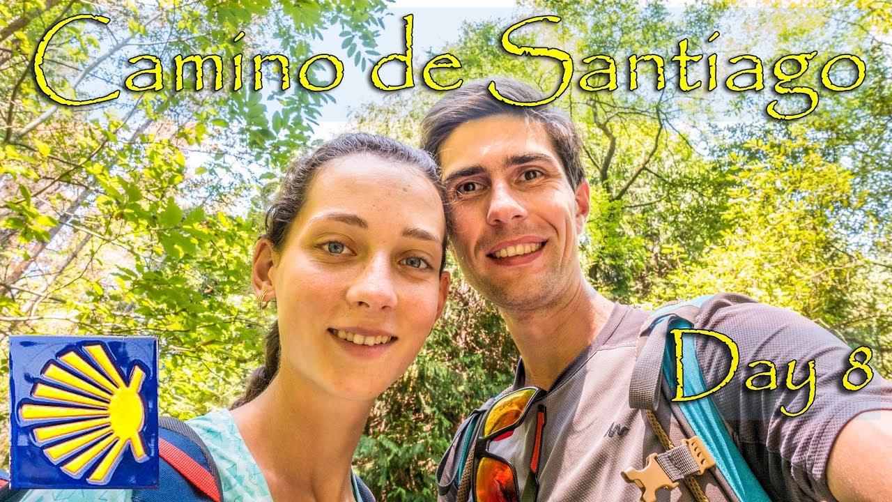 Journée de la forêt verte et L'épuisement de Camino | Camino del Norte de Markina Xemein à Gernika - Jour 8