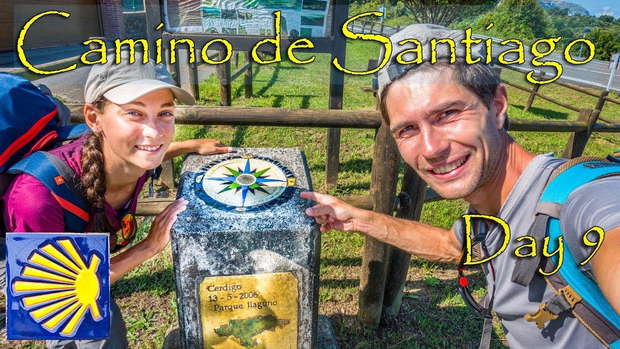Premier jour de randonnée en Cantabrie, Espagne | Camino del Norte de Castro-Urdiales à Oriñon-Jour 9