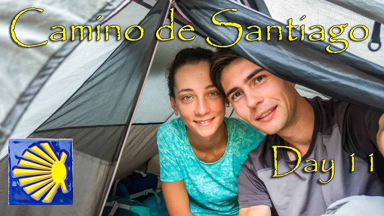 Jour extrêmement somnolent et sombre | Camino del Norte de Laredo à Noja en Cantabrie, Espagne  - Jour 11